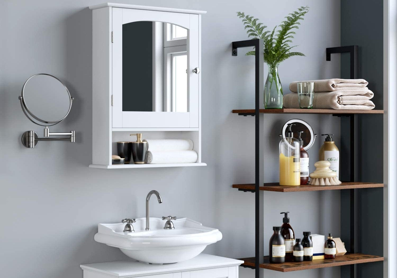 the best medicine cabinets for bathroom