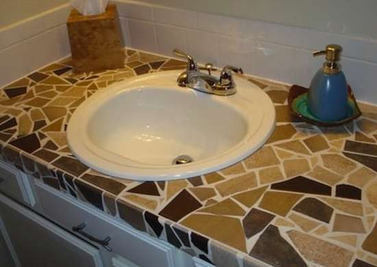 diy countertops 8 ideas to steal