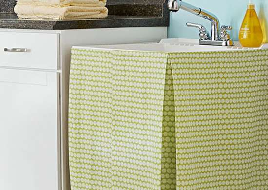 20 instant updates for a laundry room