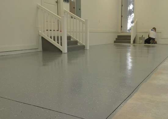 9 basement flooring ideas for your home
