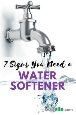 do i need a water softener 7 ways to