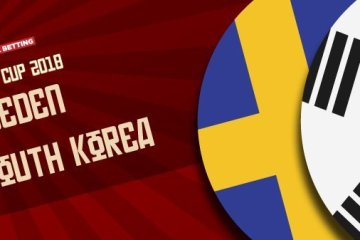 2018 World Cup Sweden vs Korea