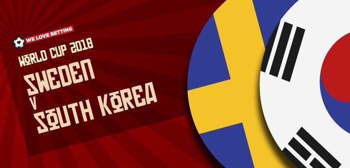 2018 World Cup Sweden vs Korea