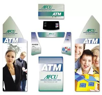 ATM Branding