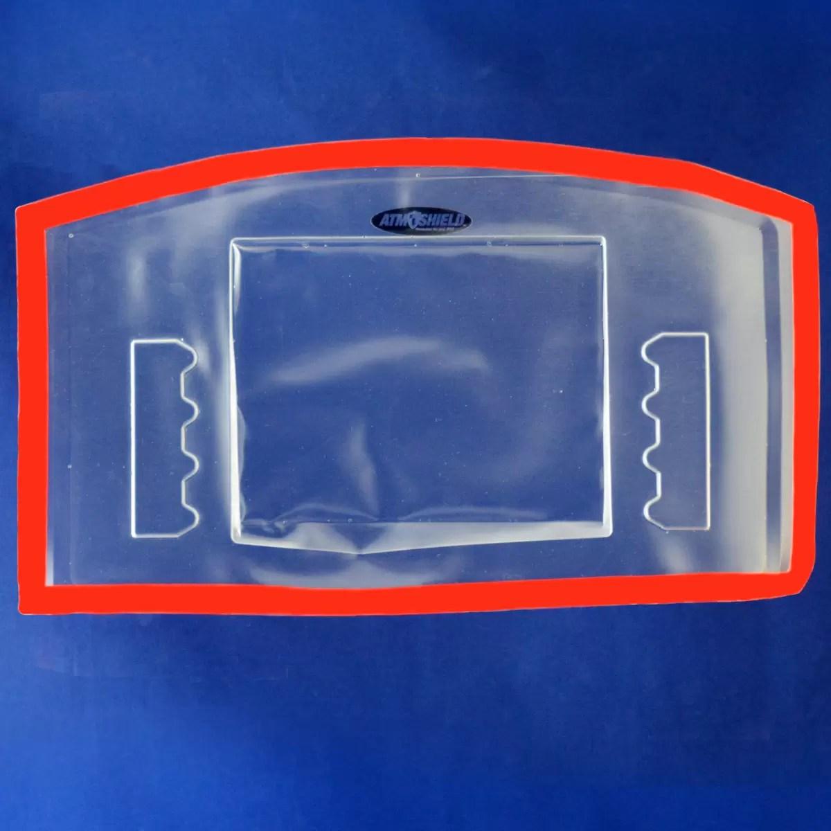 ATM Shield Screen