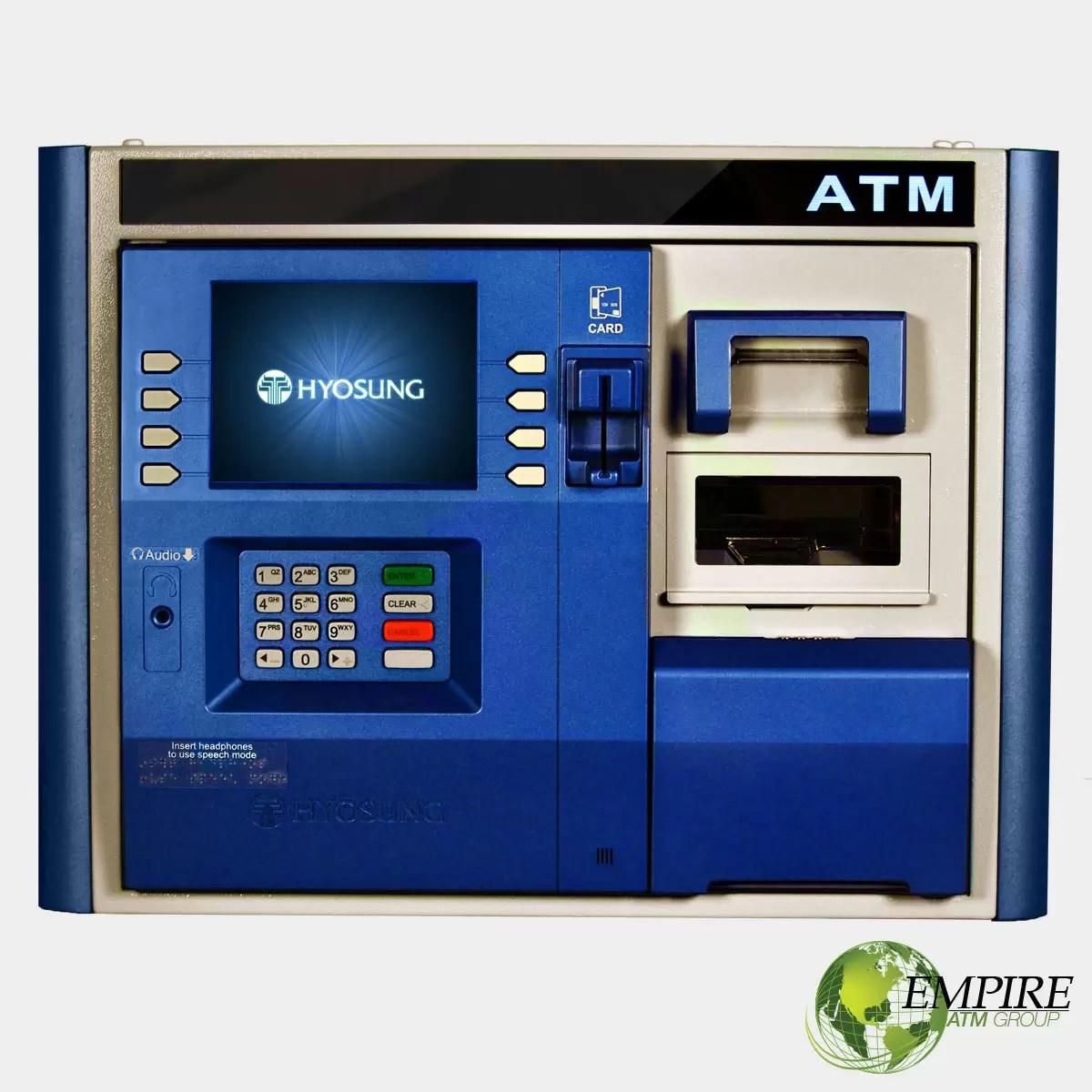 Nautilus Hyosung 4000W ATM Machine