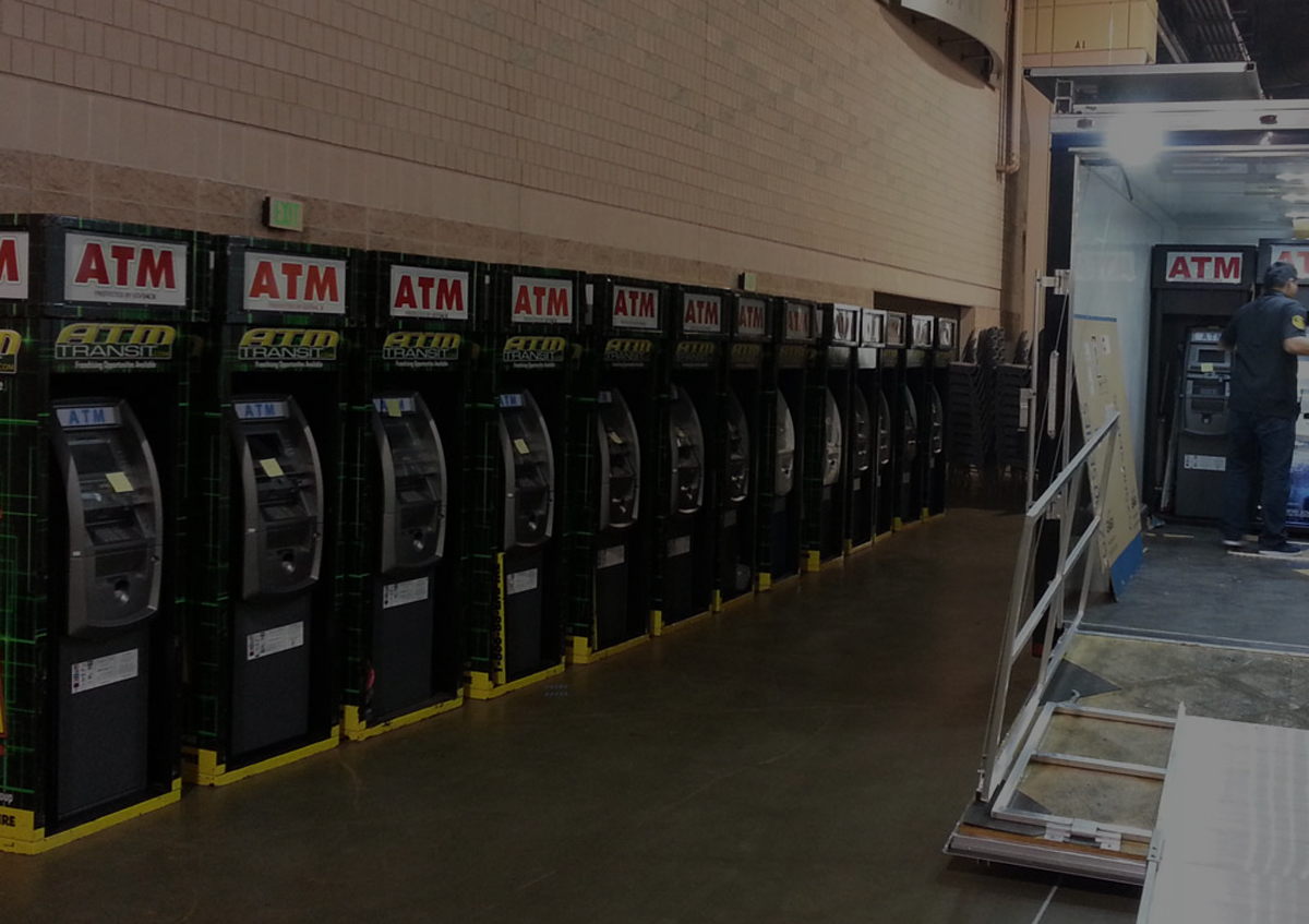 ATM Transit ATM Rentals from Empire ATM Group, call today for more information
