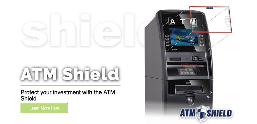 ATM Shield Plastic Screen and Keypad Protection from Empire ATM Group, shop online at empireatmgroup.com