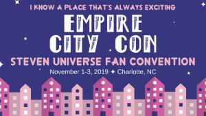 empire city con steven universe fan convention