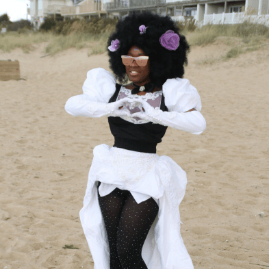 renee empire city con steven universe wedding garnet cosplay