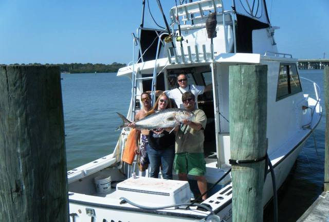 Tampa fishing charters st petersburg clearwater for Fishing charters tampa