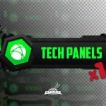 Panels – Tech Lab (Green)