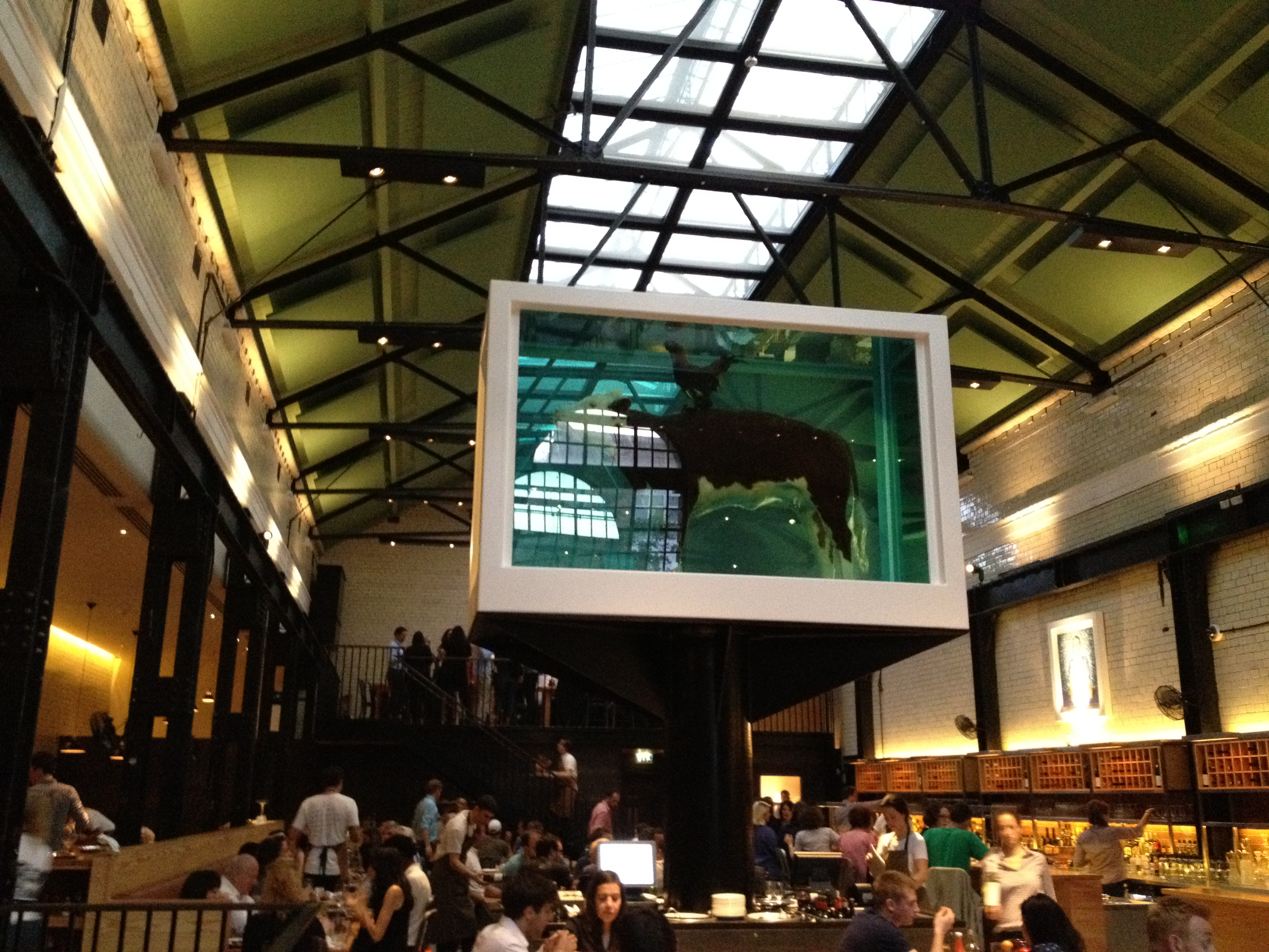 The Tramshed New Mark Hix In Shoreditch Empire Line Eater