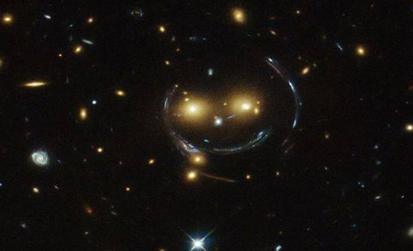 Hubble Telescope Finds Evidence Of Actual Heaven In Deep ...