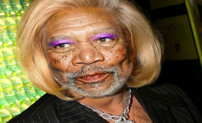 Morgan Freeman Reportedly Transitioning To Female