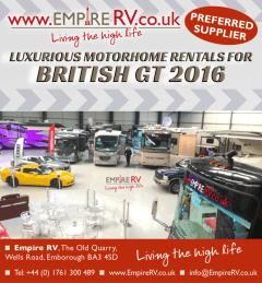 British GT - Empire RV