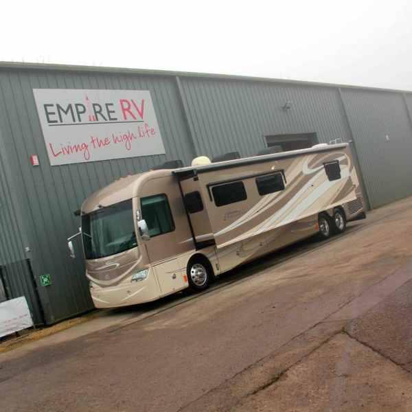 American coach revolution - RV Motorhome Sales, hire and rental UK Europe