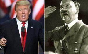 トランプ,ヒトラー