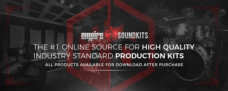 Empire Soundkits – Website Banner