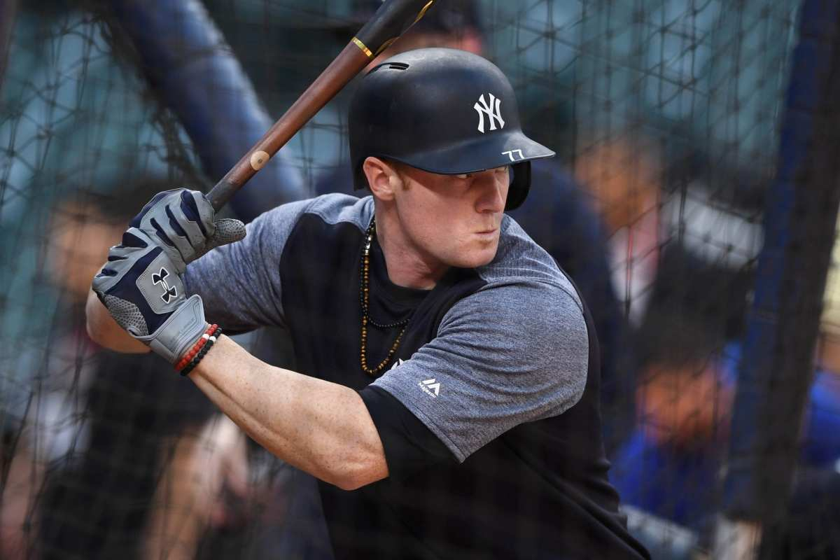 New York Yankees Player Preview: Clint Frazier