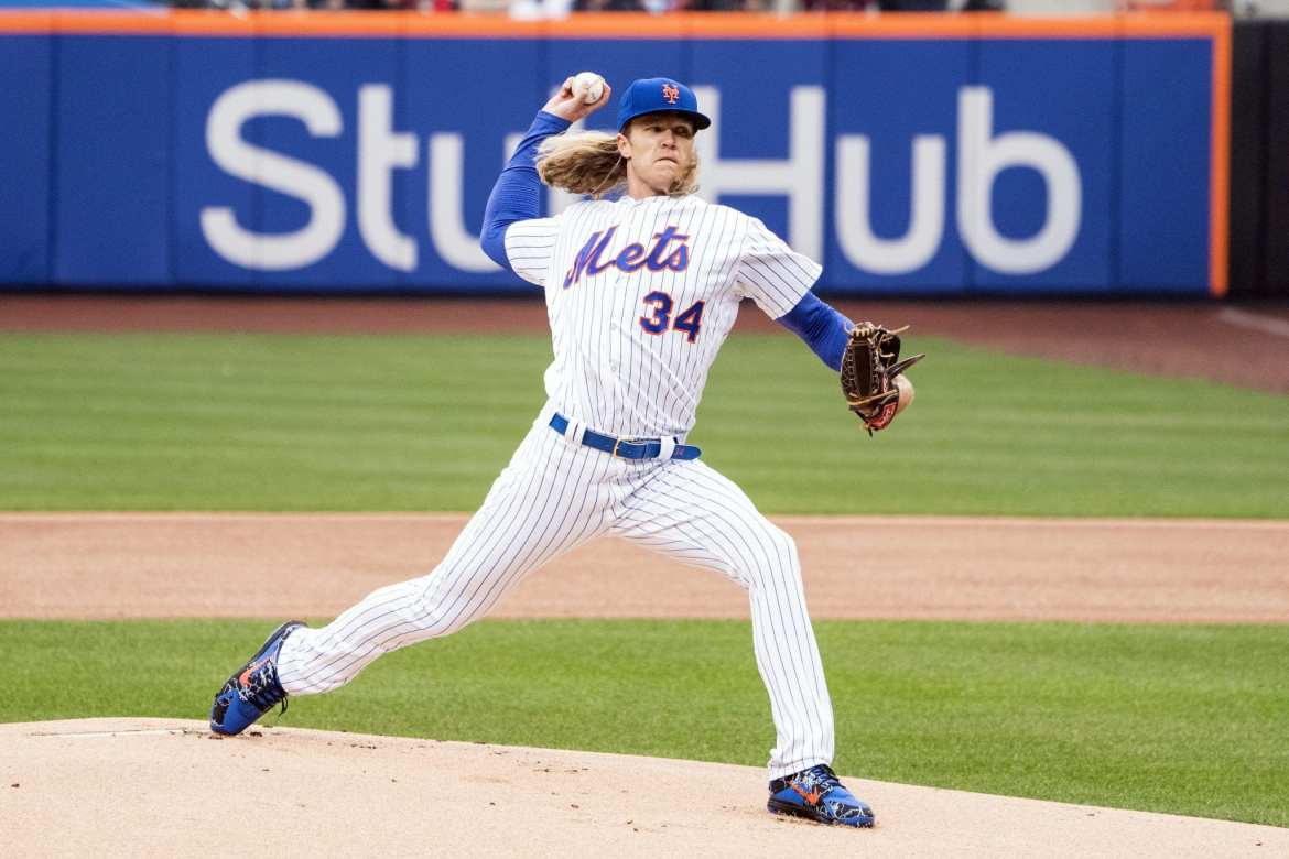 Could the New York Yankees pursue a Noah Syndergaard trade?