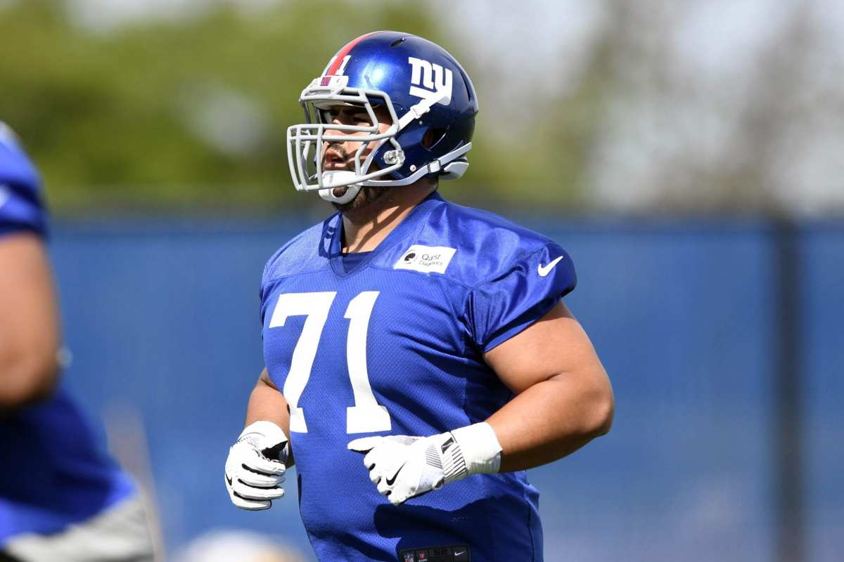 New York Giants: Will Hernandez Speaks On Current State Of The Team