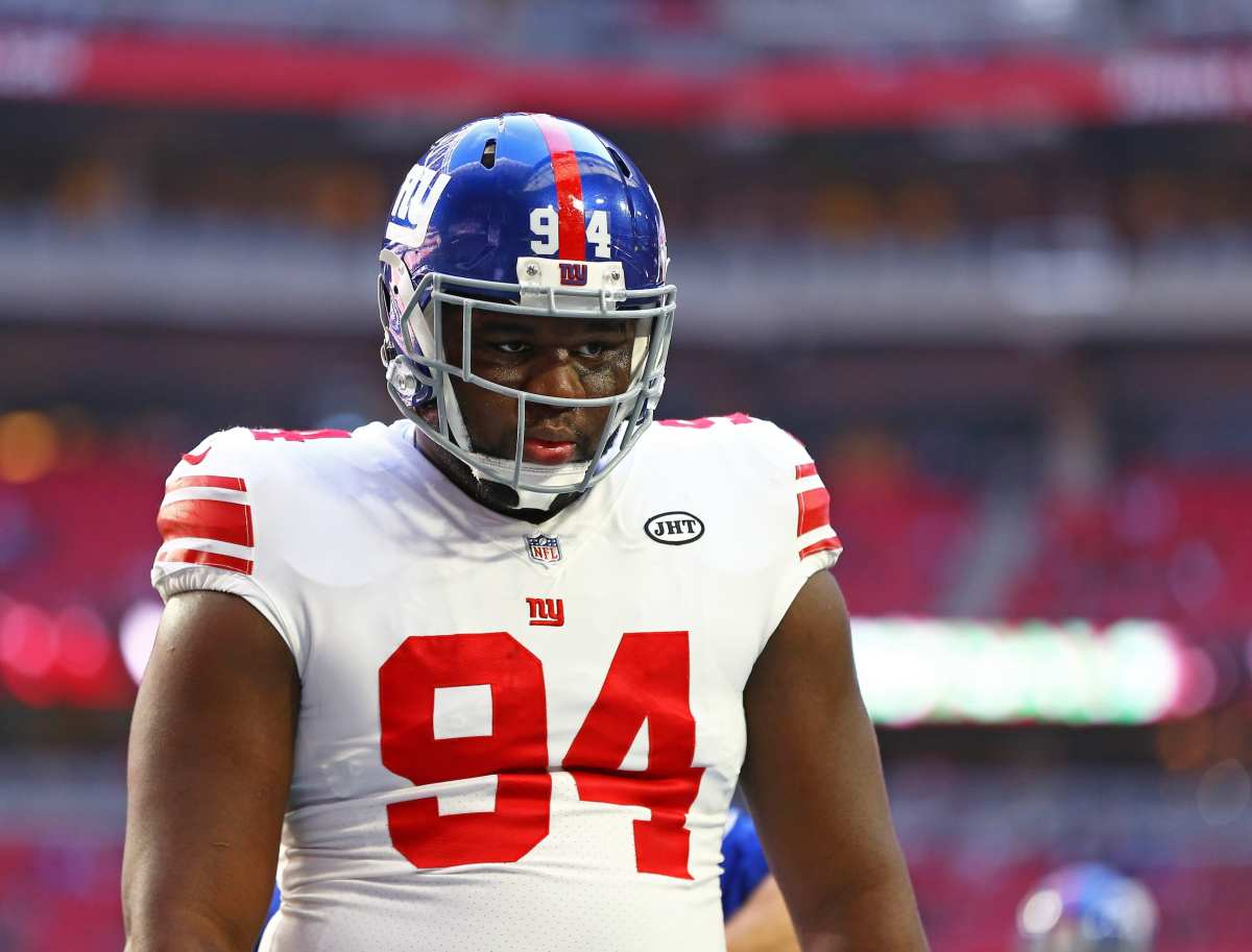 The New York Giants Have One Of The Best Young Defensive Fronts In The NFL