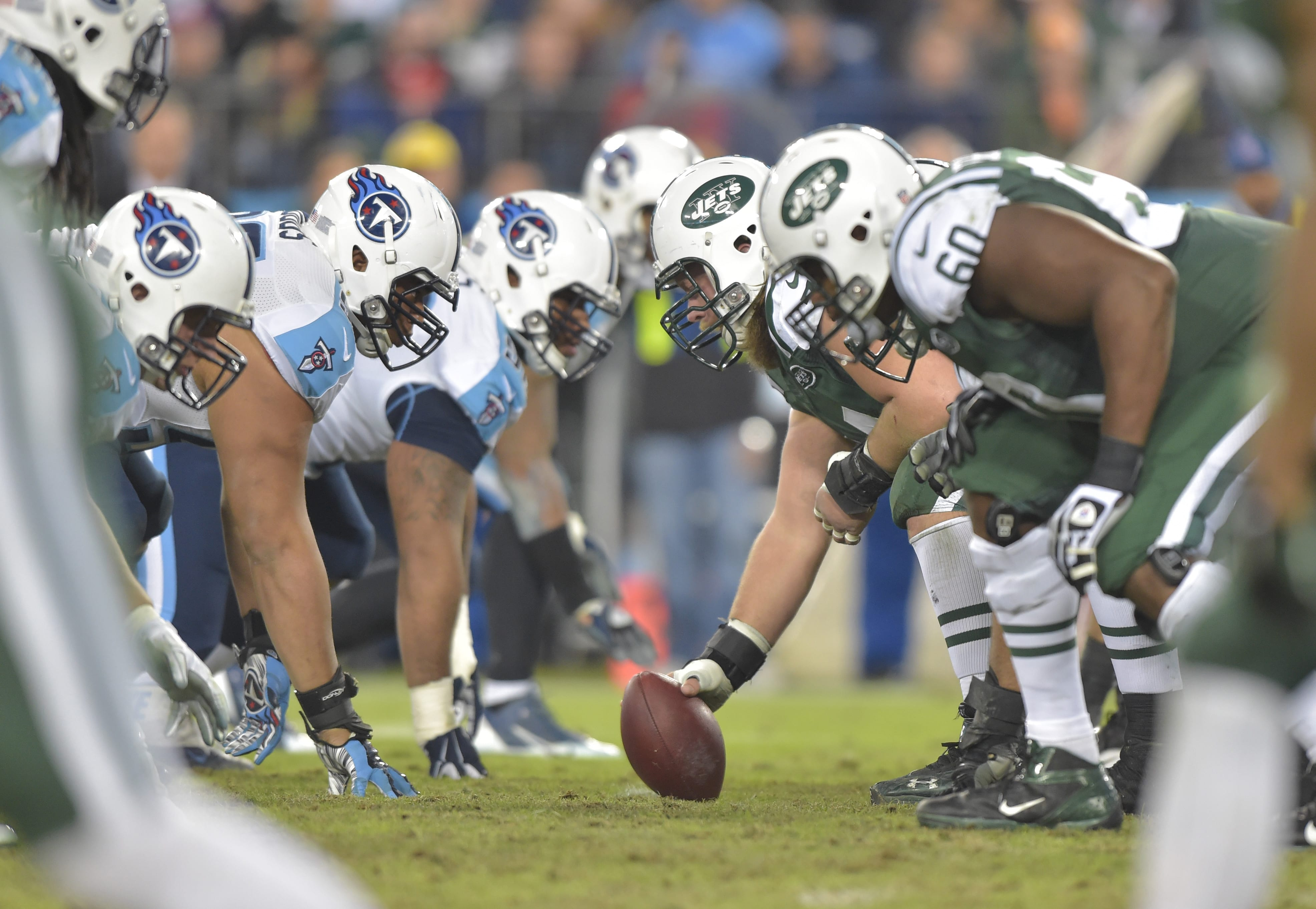 f35c4ed797e Is the New York Jets  Offensive Line Strong Enough to lead to a Successful  Season