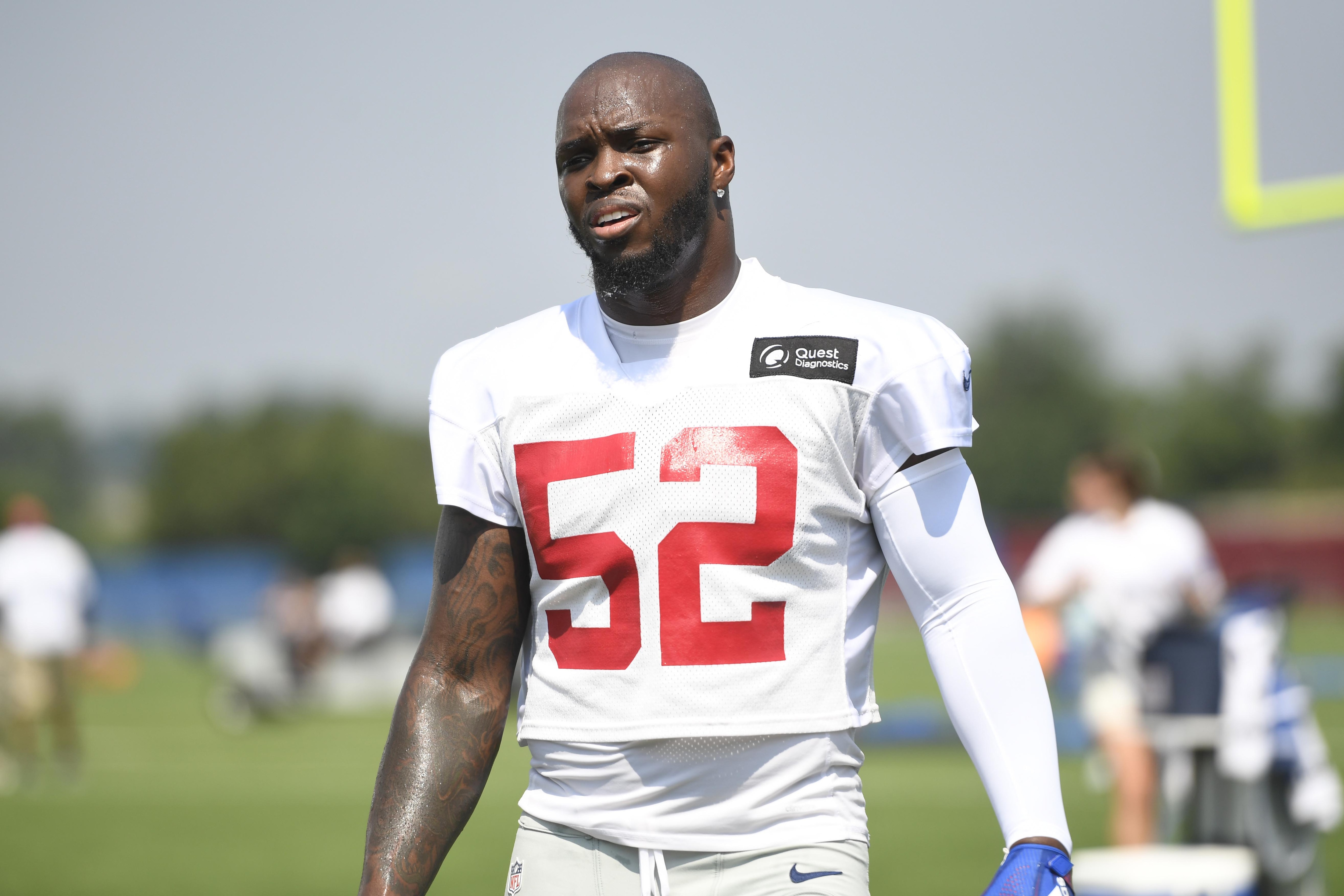 New York Giants  2019 Free Agent Targets At The Linebacker Position – 0a73bf3af