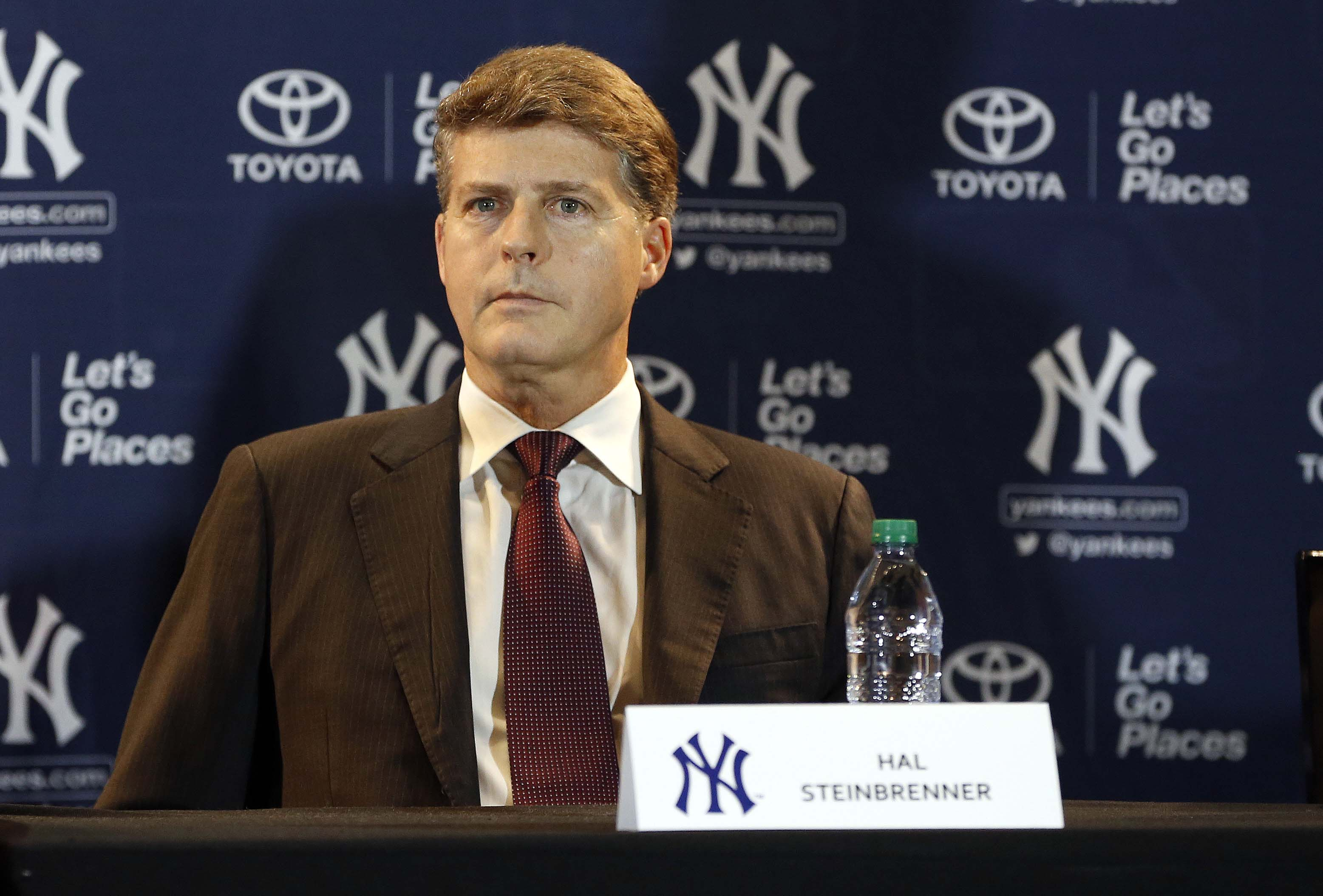New York Yankees, Hal Steinbrenner