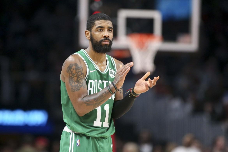 Brooklyn Nets, Boston Celtics, Kyrie Irving