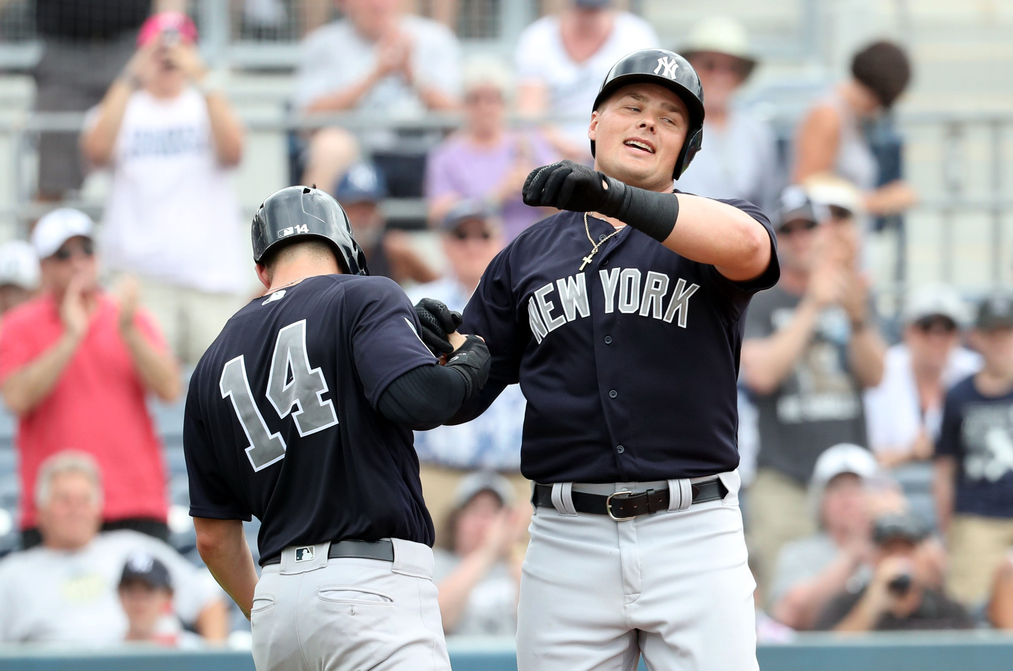 New York Yankees, Luke Voit