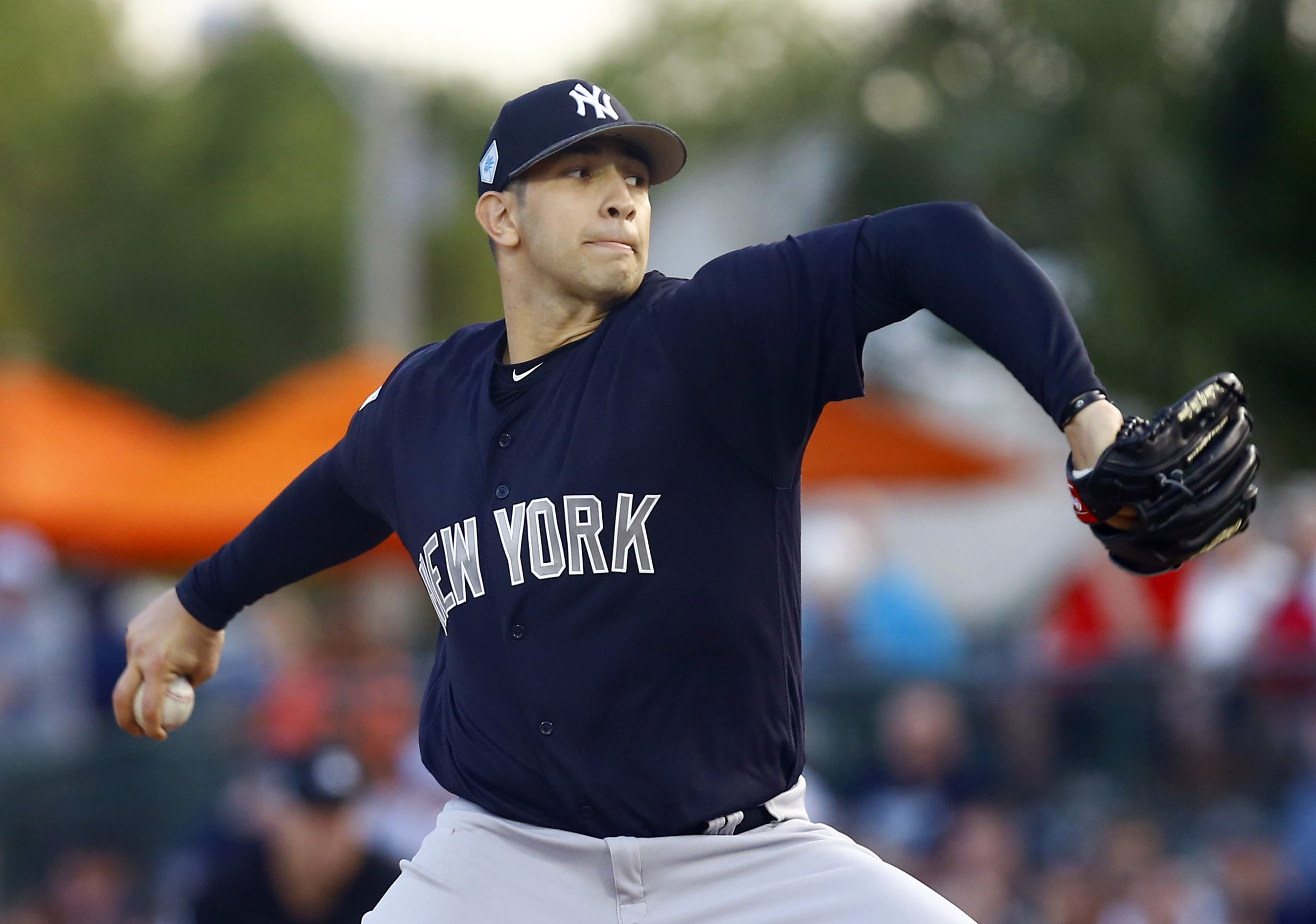 New York Yankees, Luis Cessa