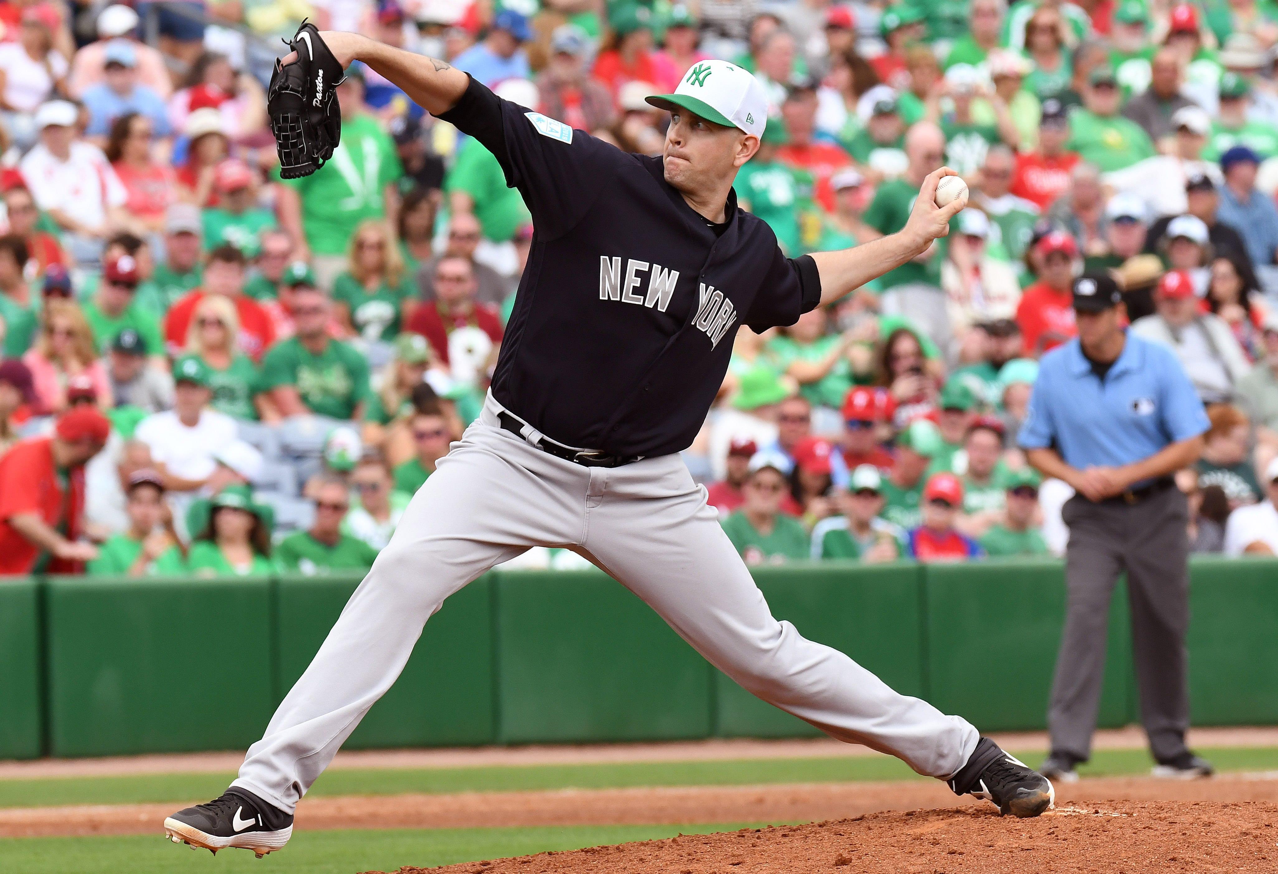 New York Yankees, James Paxton