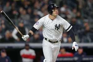 Mike Tauchman, New York Yankees