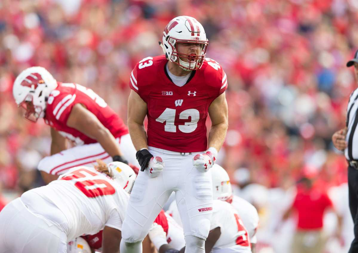 New York Giants: Could Ryan Connelly Become An Impact Player As A Rookie?