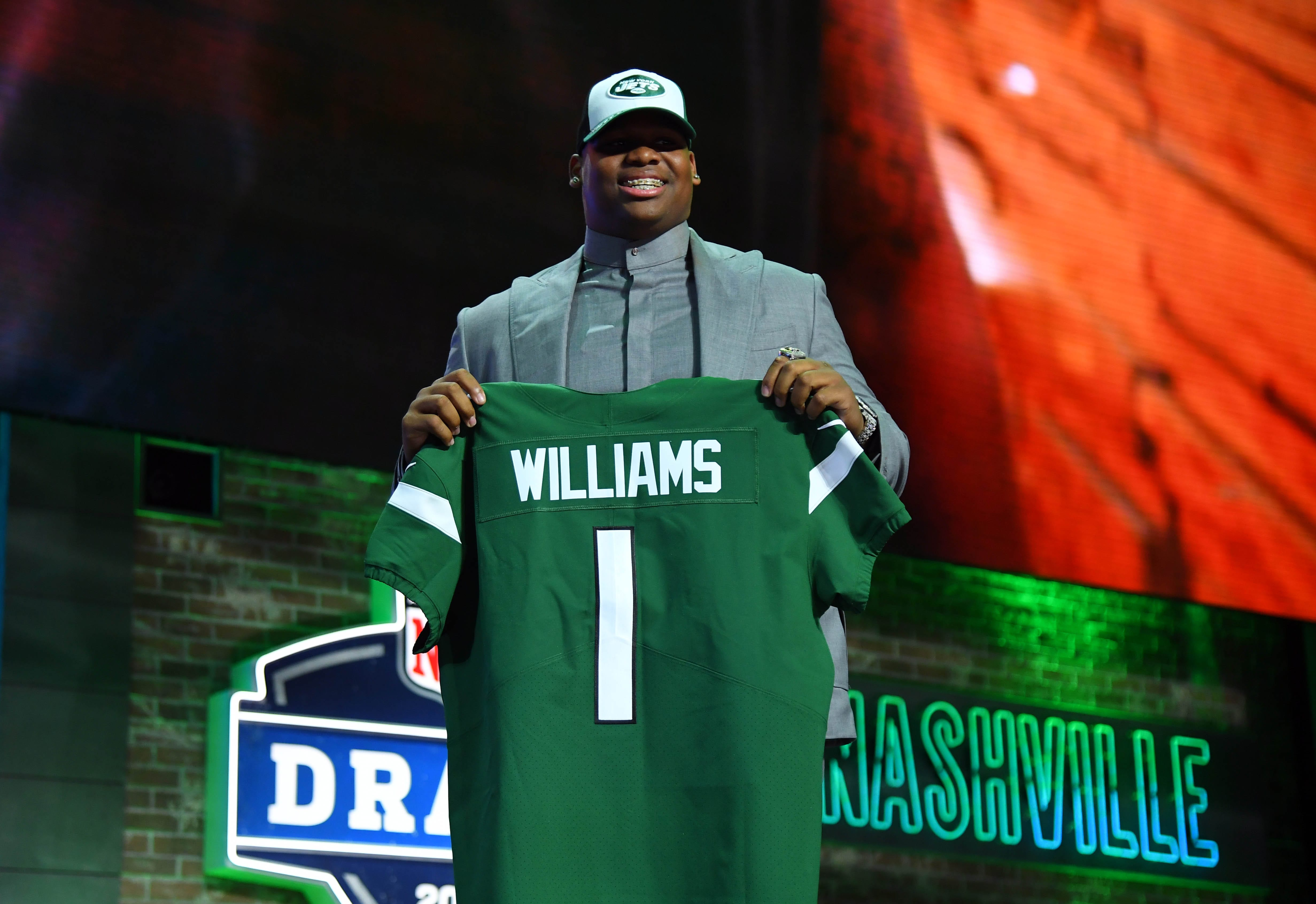 New York Jets, Quinnen Williams