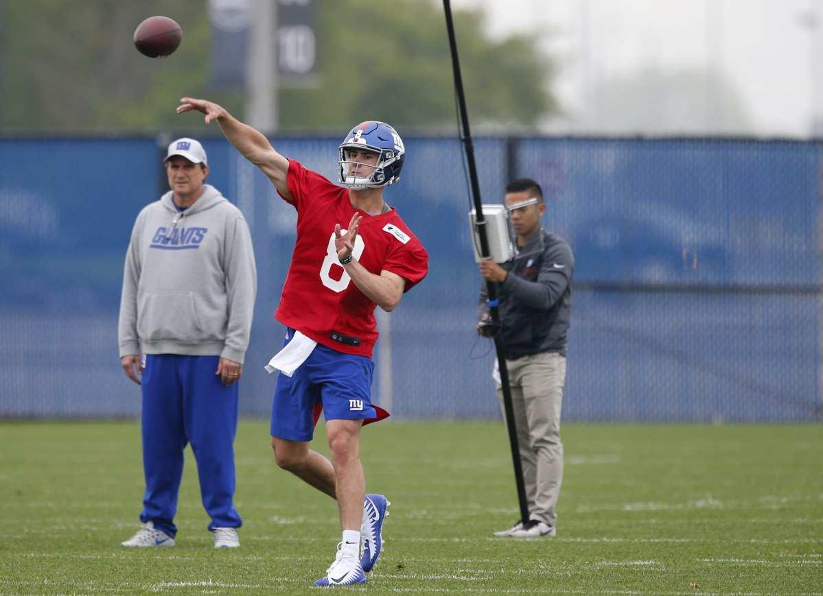 New York Giants: Daniel Jones' biggest con isn't a problem