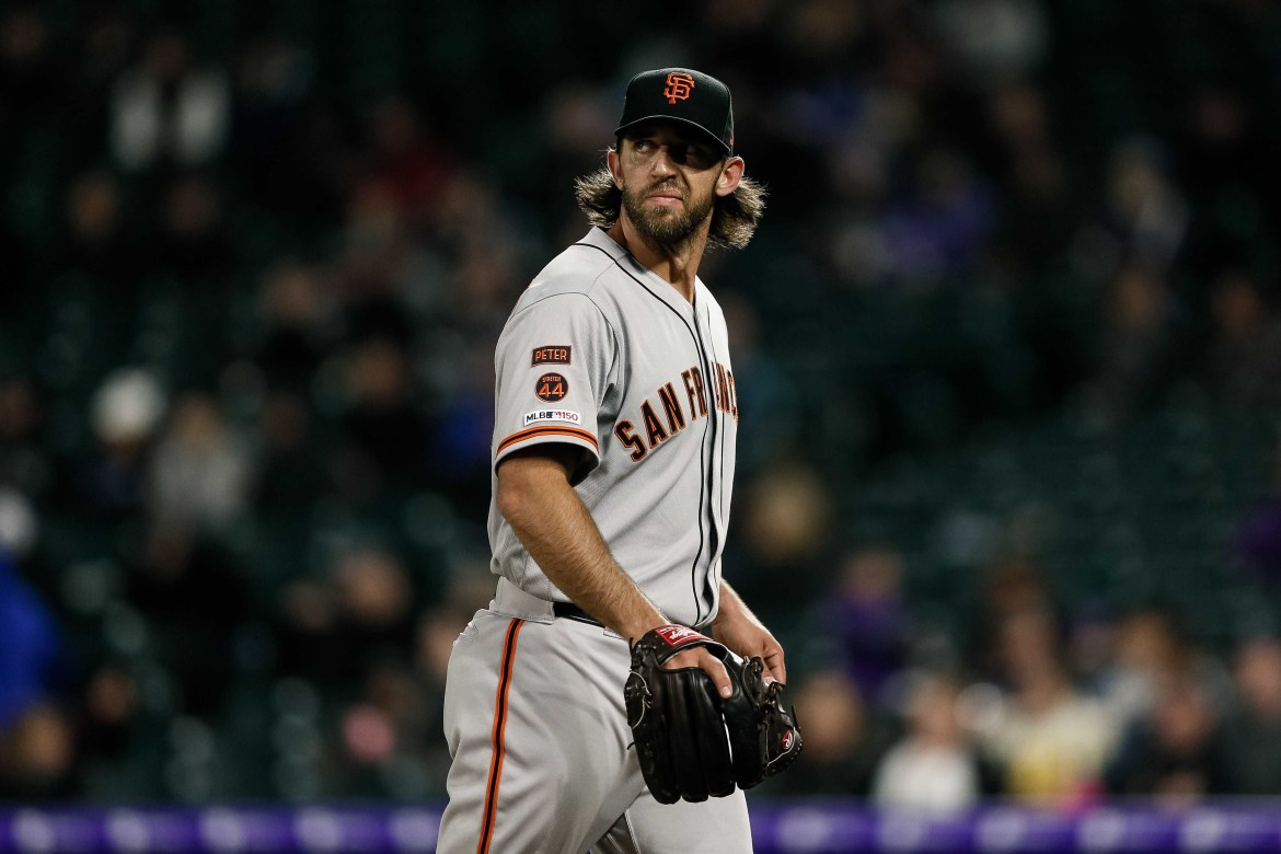 Should the New York Yankees pursue Madison Bumgarner this offseason?