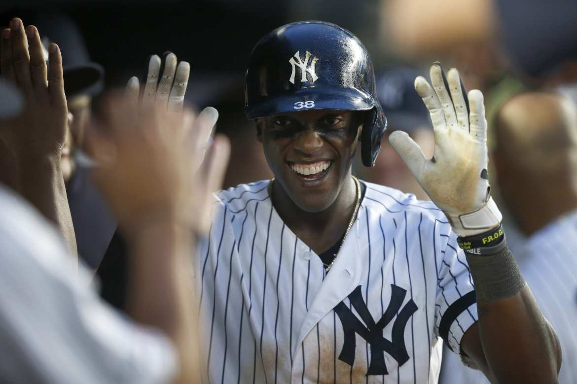 New York Yankees, Cameron Maybin