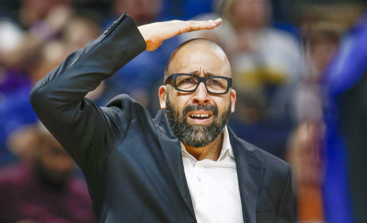 New York Knicks, David Fizdale