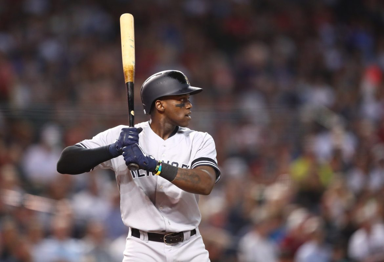 New York Yankees, Cameron Maybin