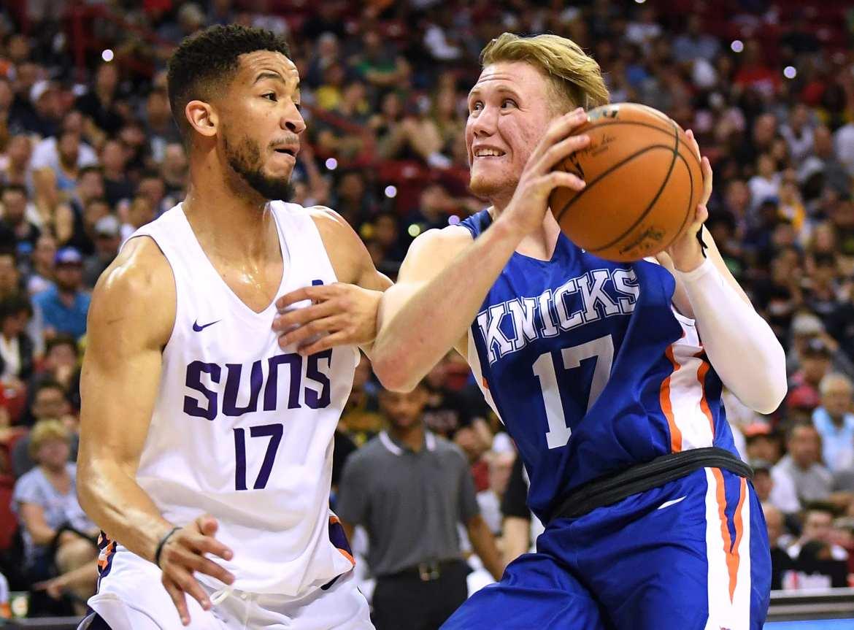 New York Knicks, Ignas Brazdeikis