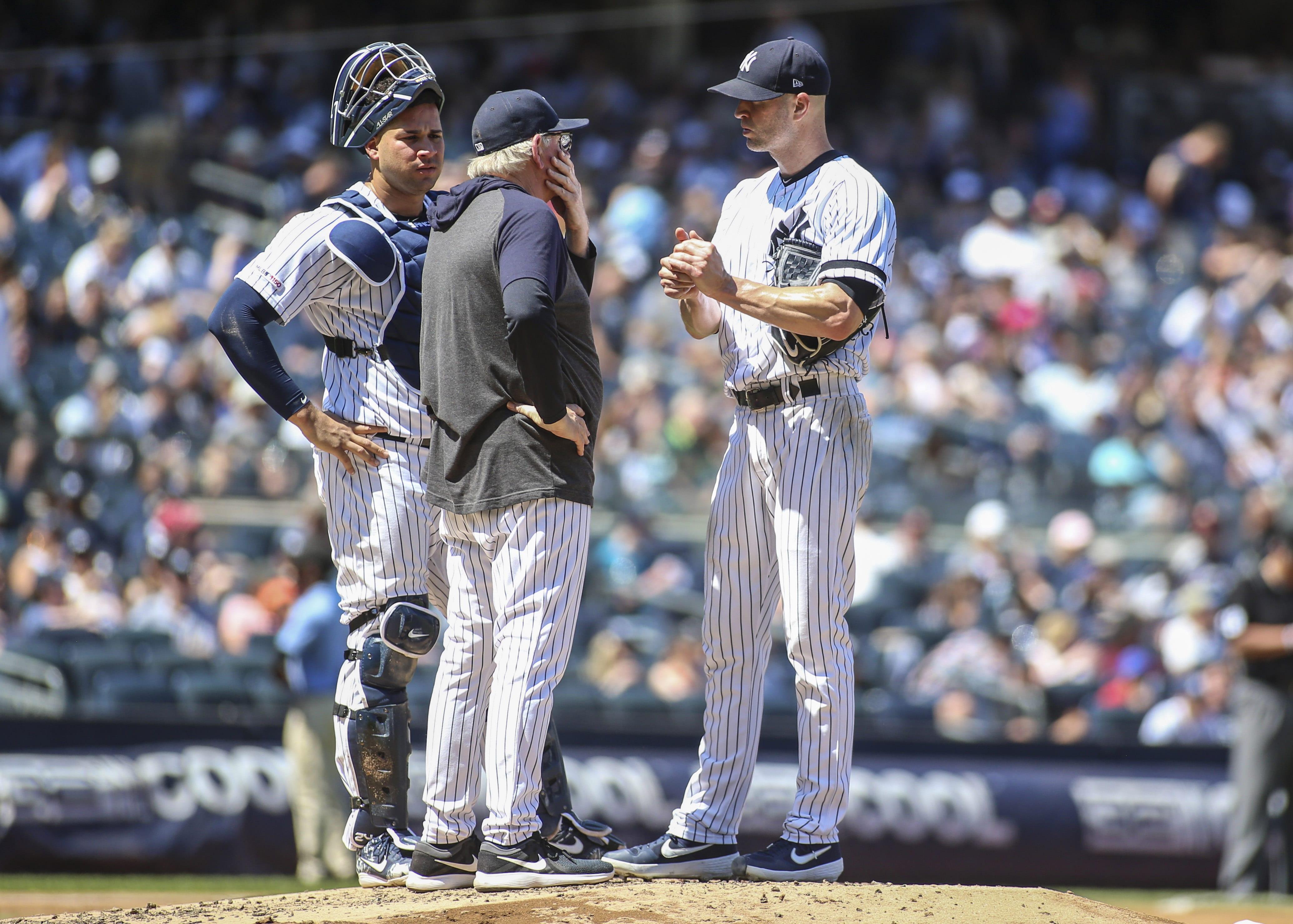New York Yankees, Larry Rothschild