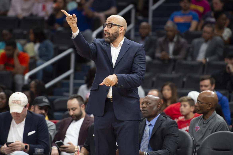 New York Knicks, David Fizdale