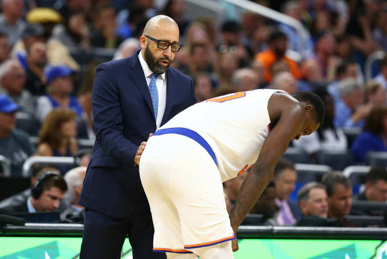 New York Knicks, David Fizdale, Julius Randle