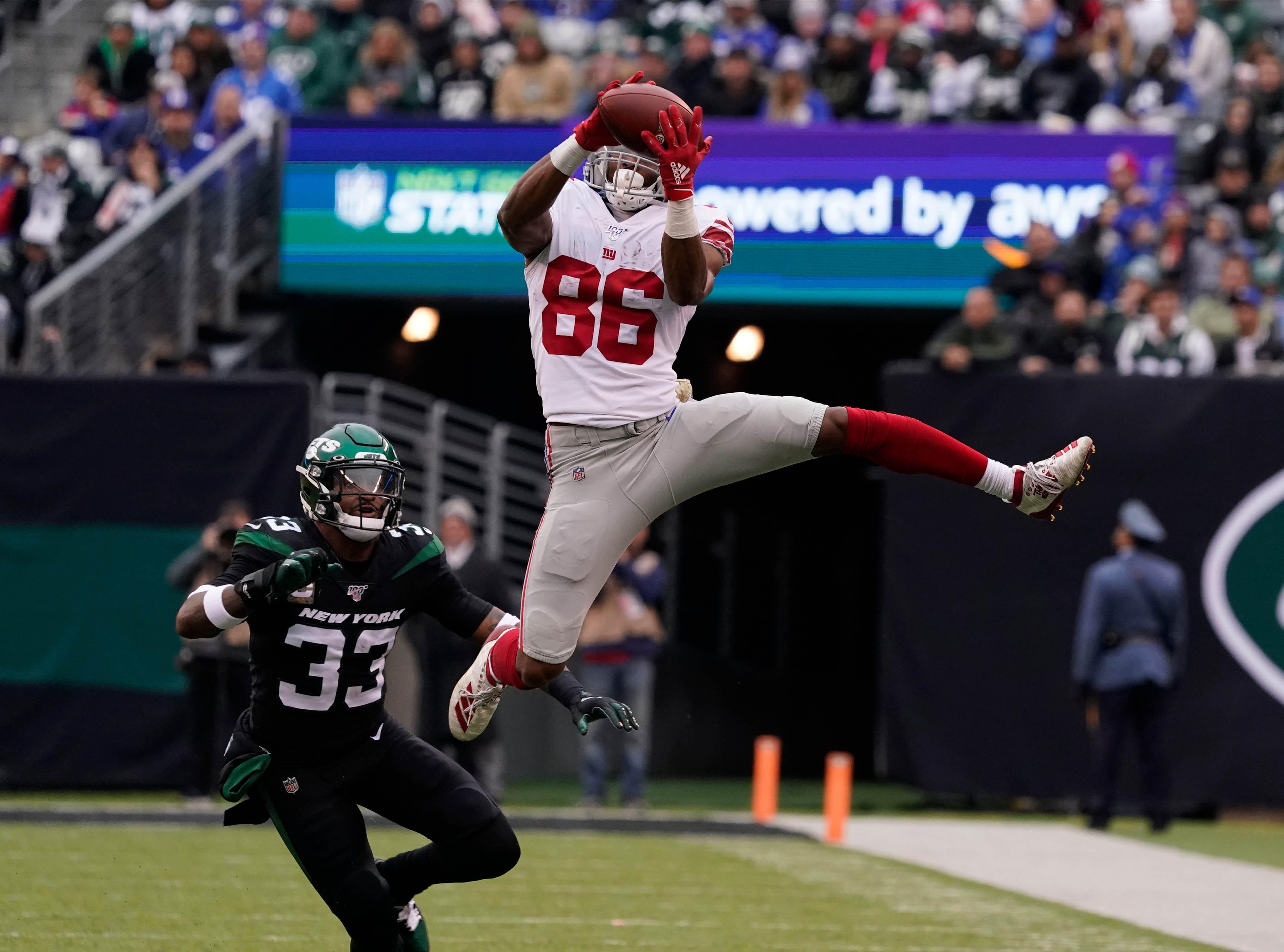 New York Giants, Darius Slayton