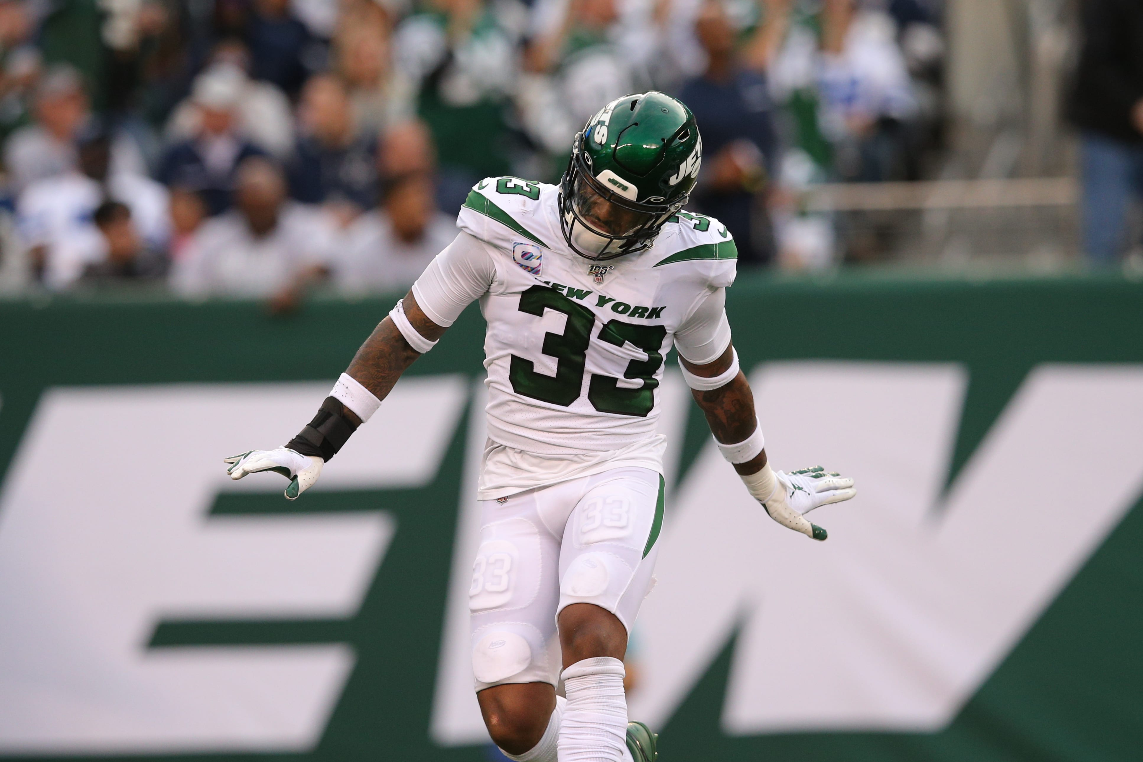 New York Jets, Jamal Adams