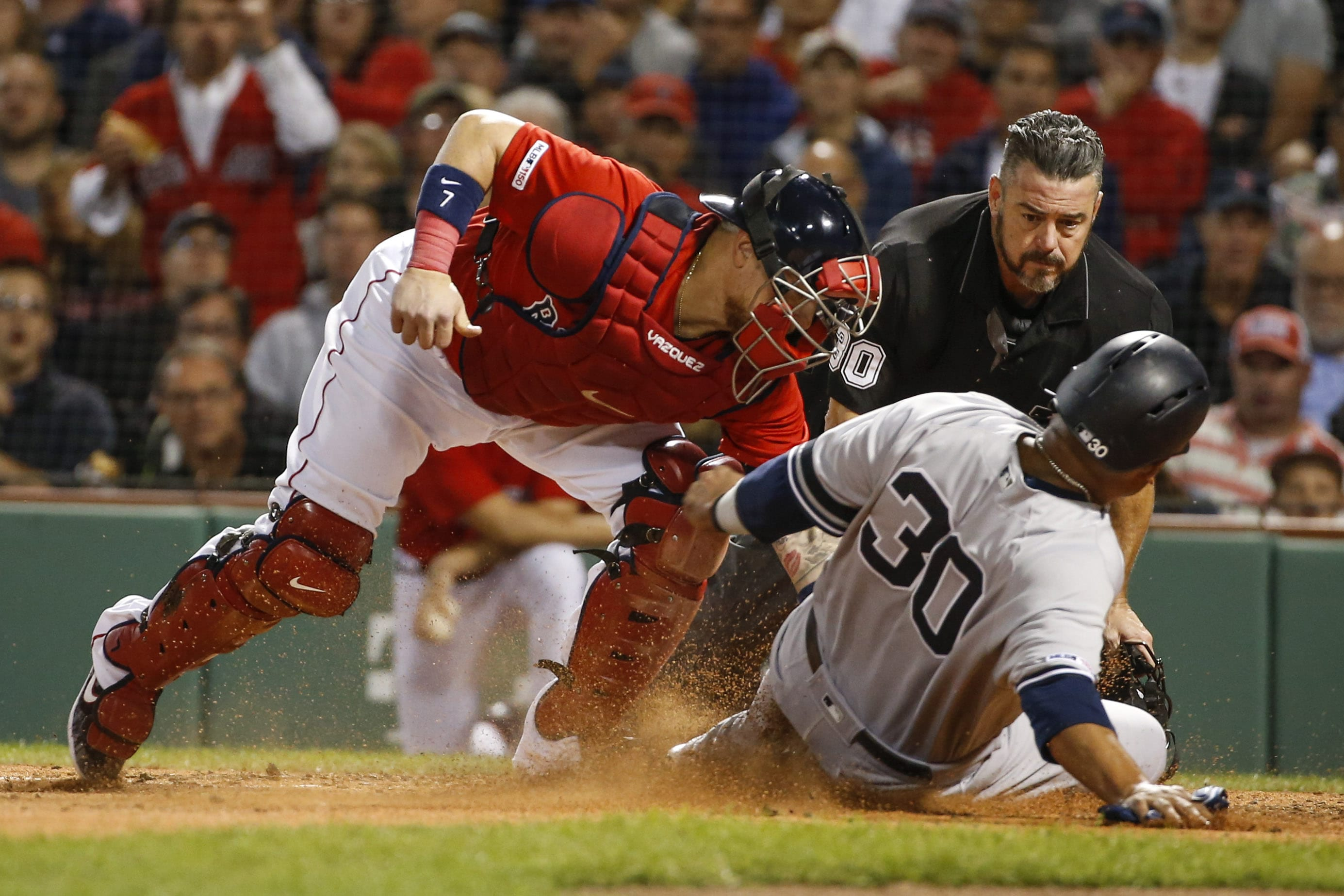 New York Yankees, Boston Red Sox