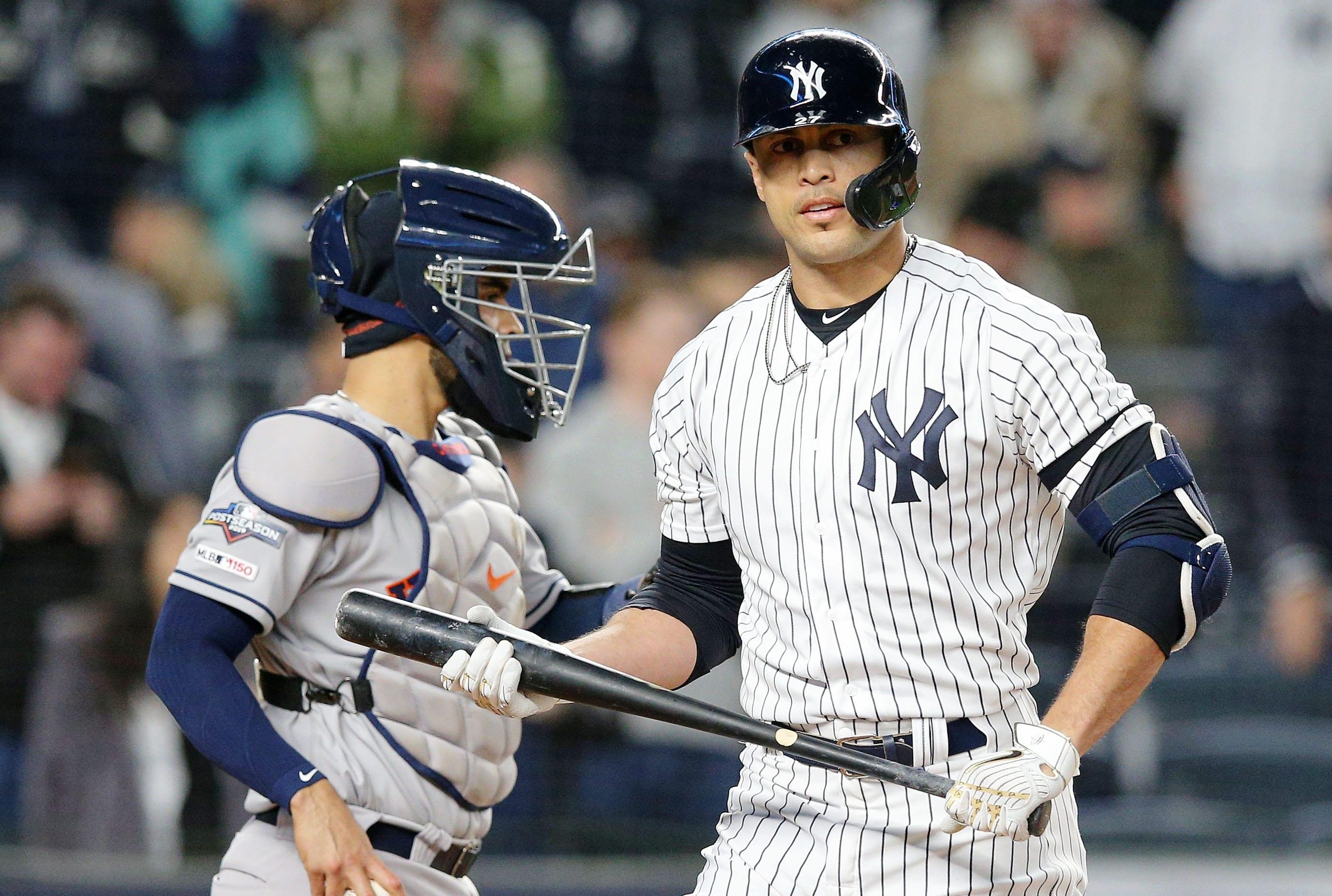 New York Yankees, Giancarlo Santon